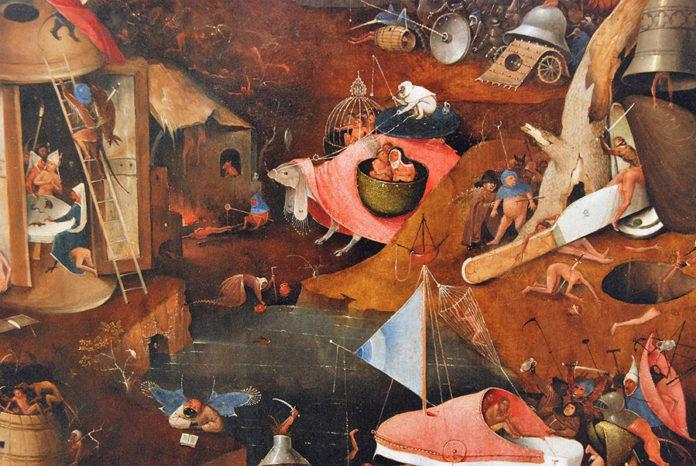 Картина Босха