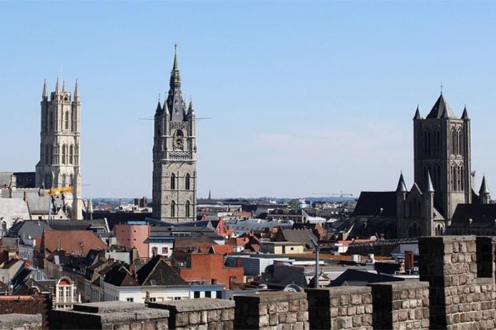 Башня Белфорт в Генте