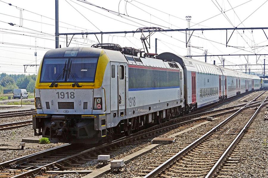 Поезд Regional SNCB