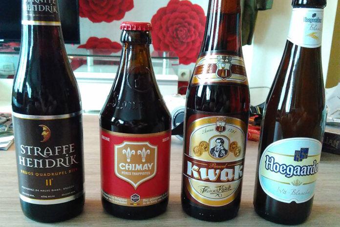 Пиво из Брюгге