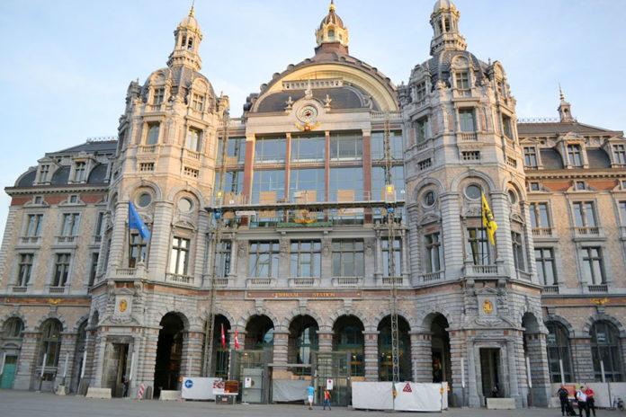 Вокзал Антверпена