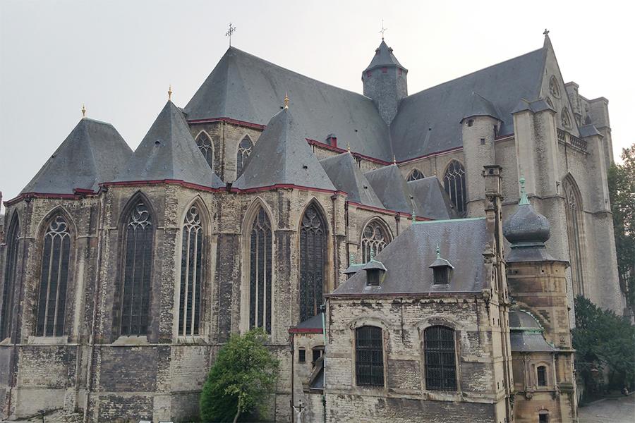 Церковь Святого Михаила в Генте